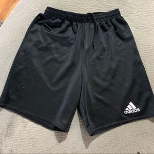 Boys adidas shorts L